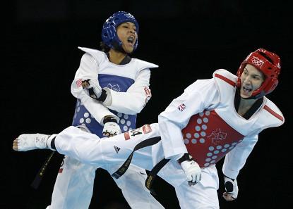 Taekwondo Olympia