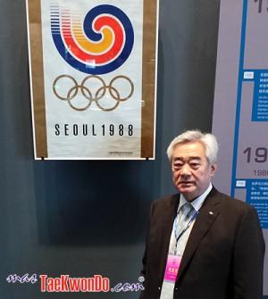 Chungwon Choue_WTF-President