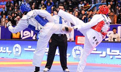 Asia-Taekwondo