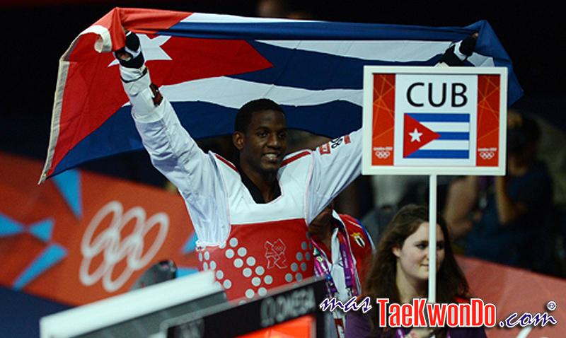 2013-07-03_(61973)x_Cuba-Londres-2012_Taekwondo-
