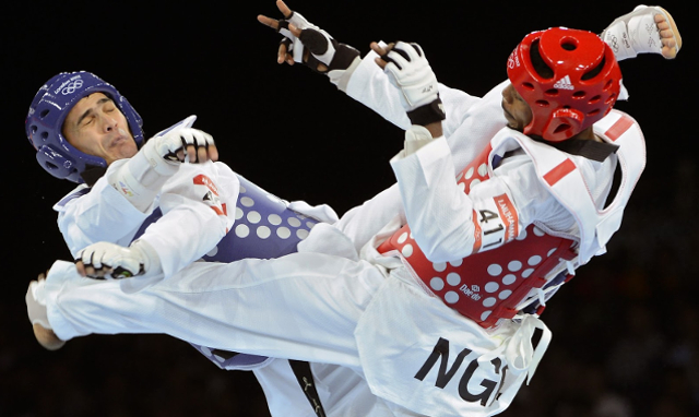 2013-17-09_Nigeria_Taekwondo_Team