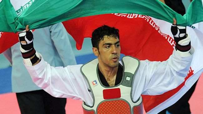 358461_Iran-taekwondo-Nasr Azadani