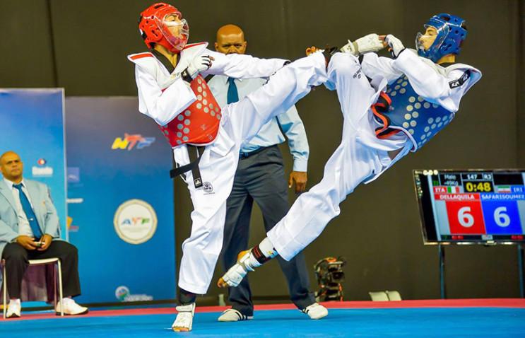 1st-WTF-World-Cadet-Taekwondo-Championships