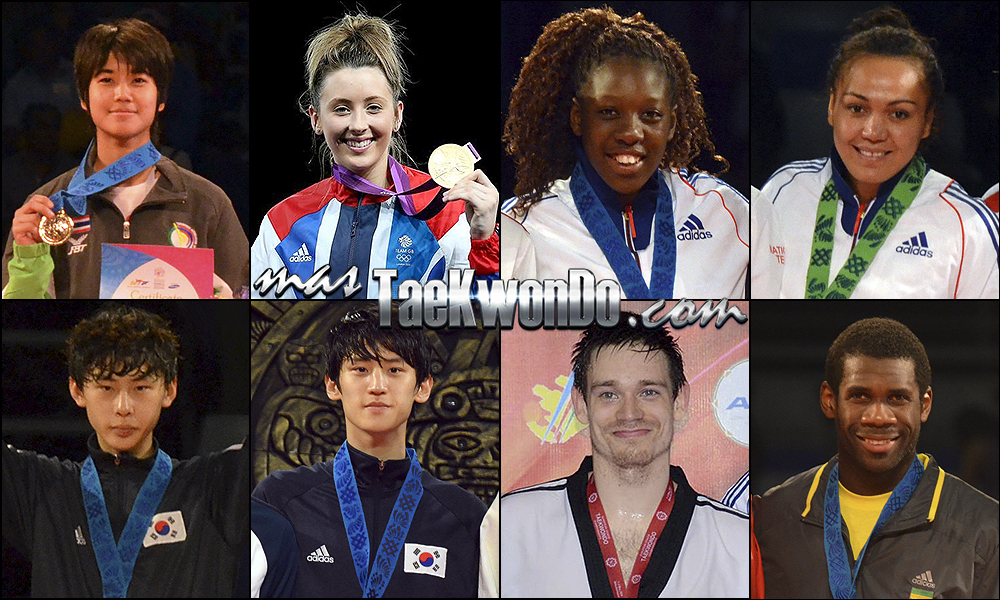 Jyly Olympic ranking