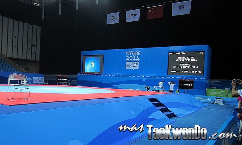Gymnasiuy in Nanjing 2014