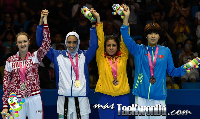 podium nanjing 2014