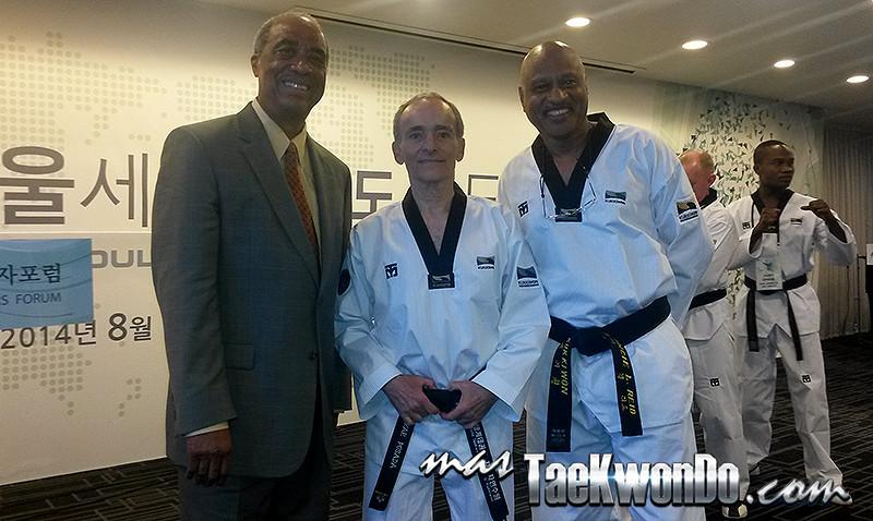 Taekwondo leader forum