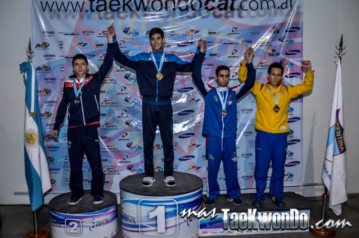 argentina open -54kg male
