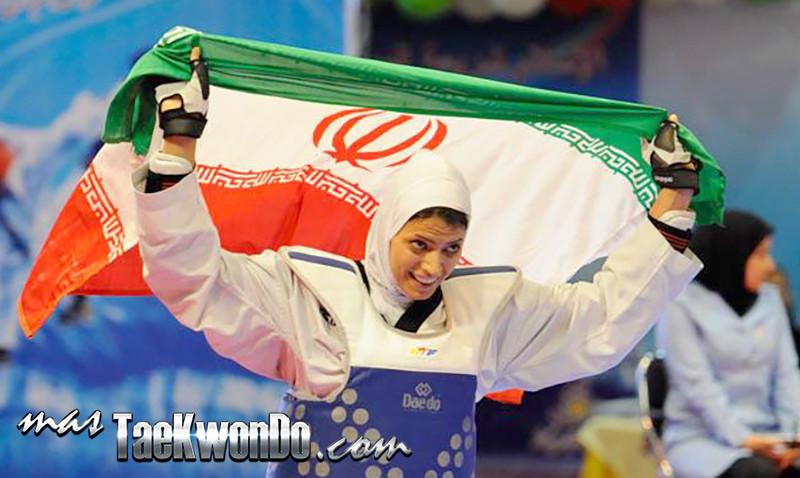 Iran champion military championships