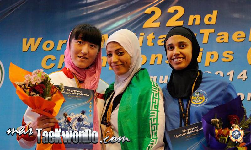 Iran champion military championships 2014