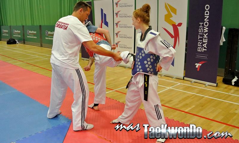 Para Taekwondo at IWAS