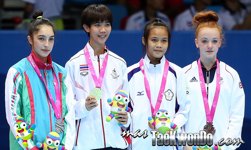 podio nanjing 2014 female
