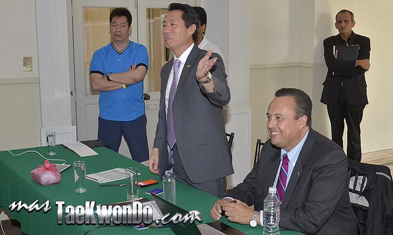 patu council meeting
