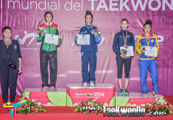 -49kg female podium aguascalientes