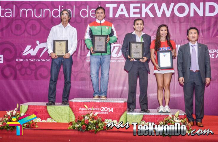 poomsae general podium aguascalientes 2014