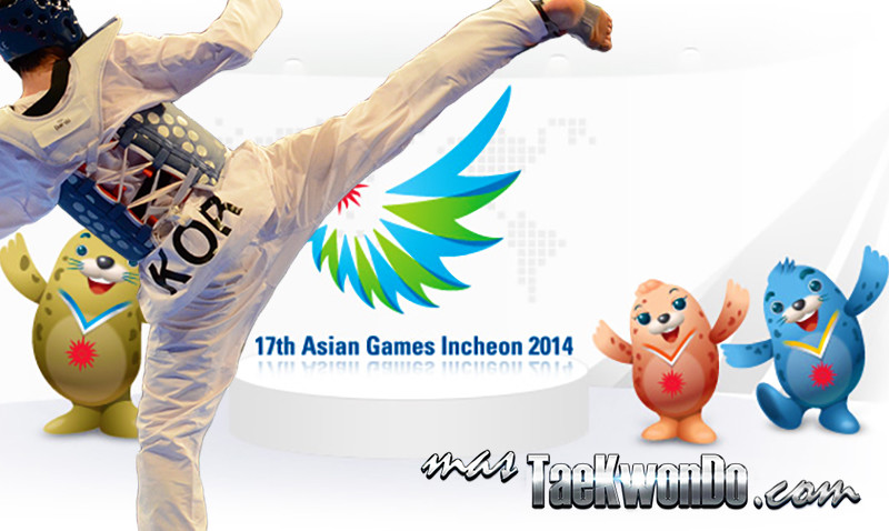 asian games taekwondo