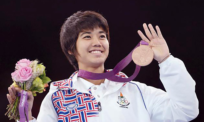 thailand taekwondo