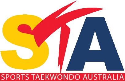 logo taekwondo australia logo