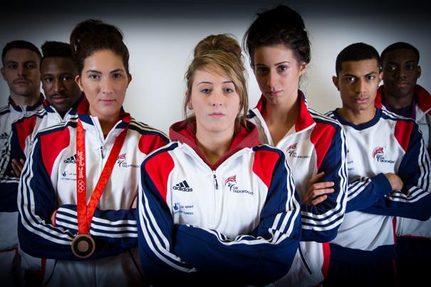 gb taekwondo team
