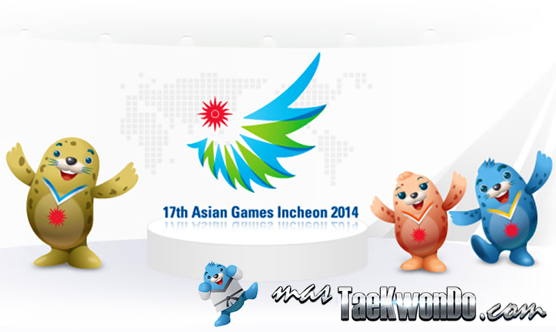 asian games logo tkd