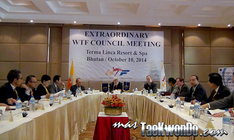 wtf council meeting bhutan
