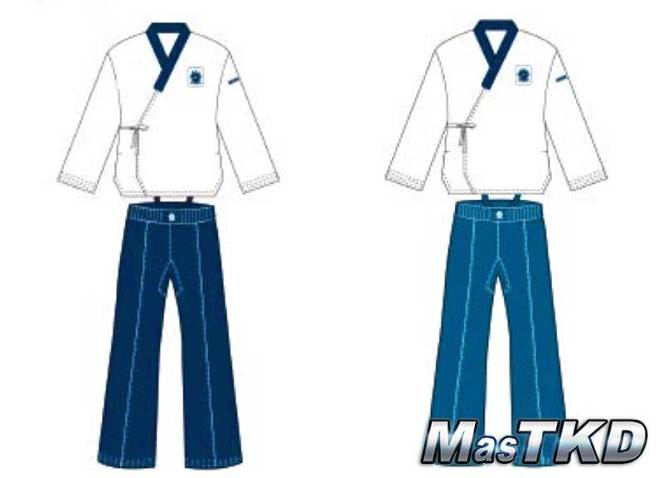 poomsae uniform