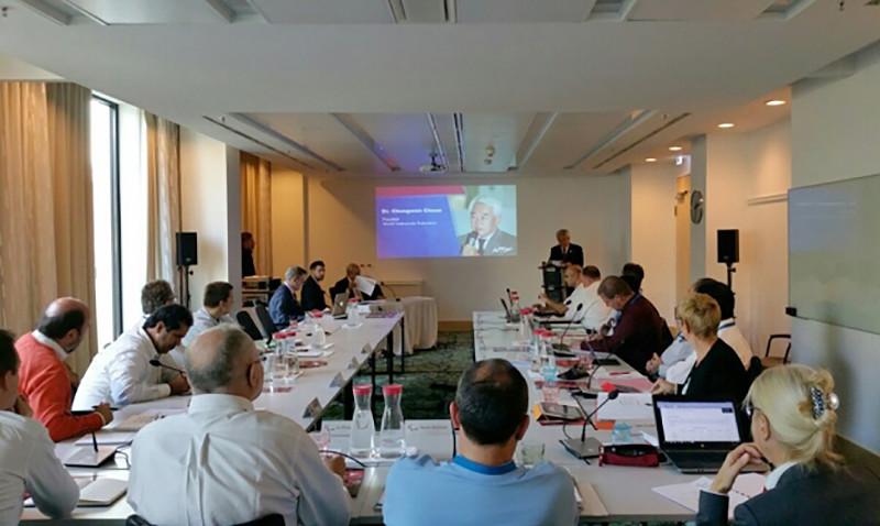 WTF in IPC meeting in Berlin