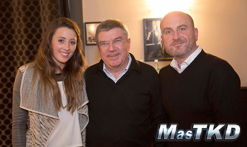 GB-Taekwondo-Jade-Jones-and-Steve-Flynn-with-President-Bach_