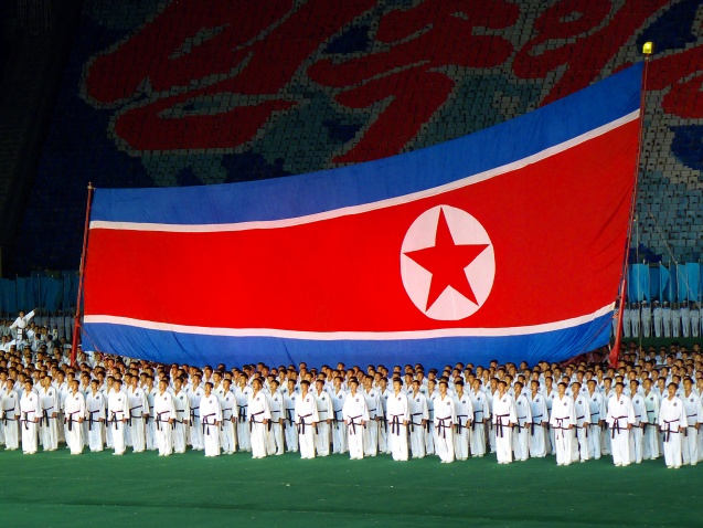taekwondo in north korea