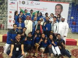 kuwait champion gcc games