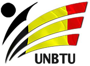 Belgian taekwondo logo