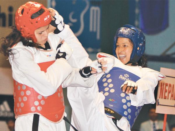 nepal taekwondo