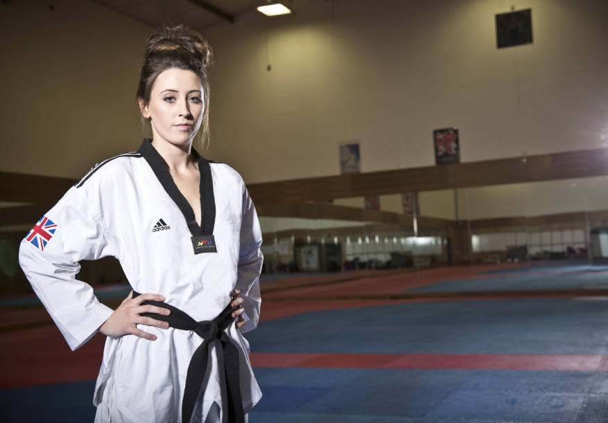 jade jones baku 2015 ambassador
