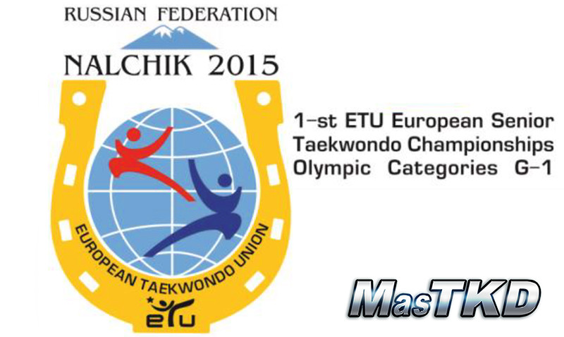 European olympic weight categories banner