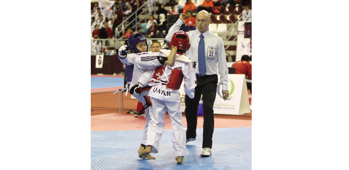 qatar cadet competition