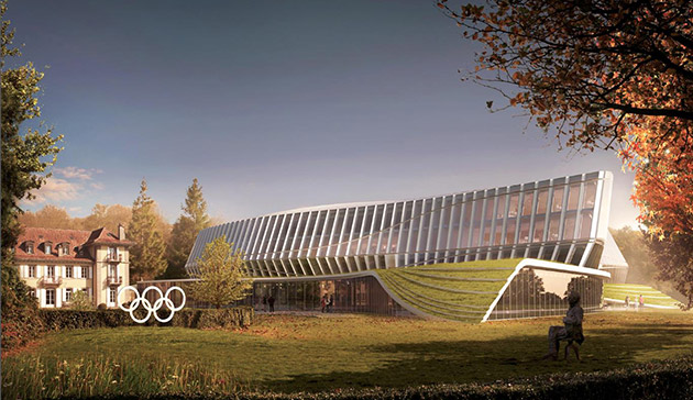 Olympic Unity House IOC