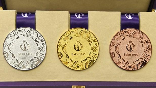 baku 2015 medals