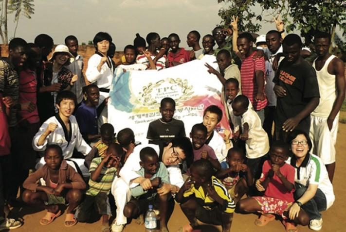 peace corps program