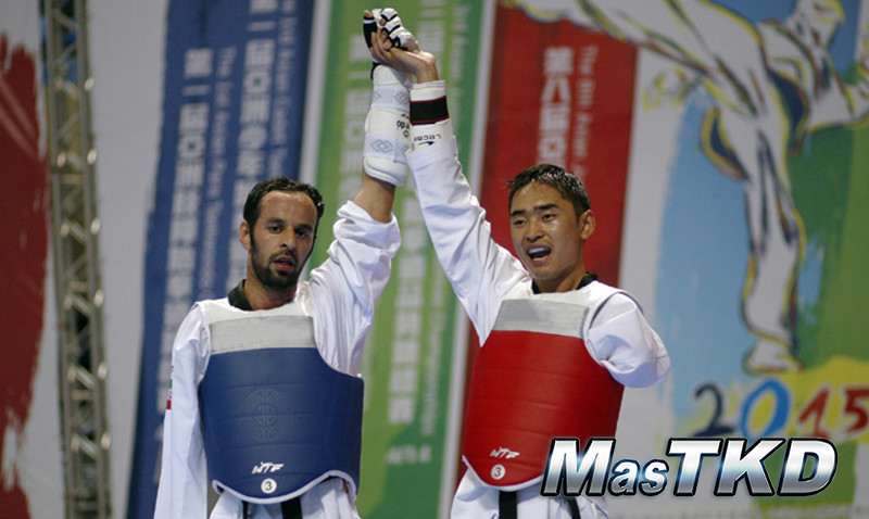 Asiatico_Para-Taekwondo