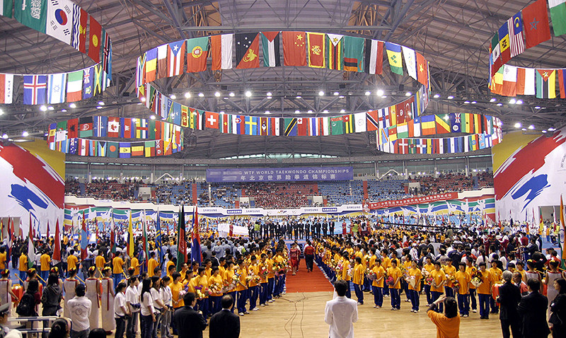 The_2007_Beijing_WTF_World_Taekwondo_Championships_closing