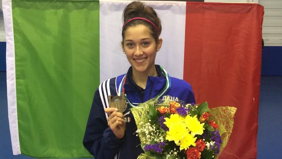 Erica Nicoli - Italy