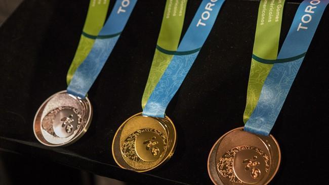 toronto 2015 medals
