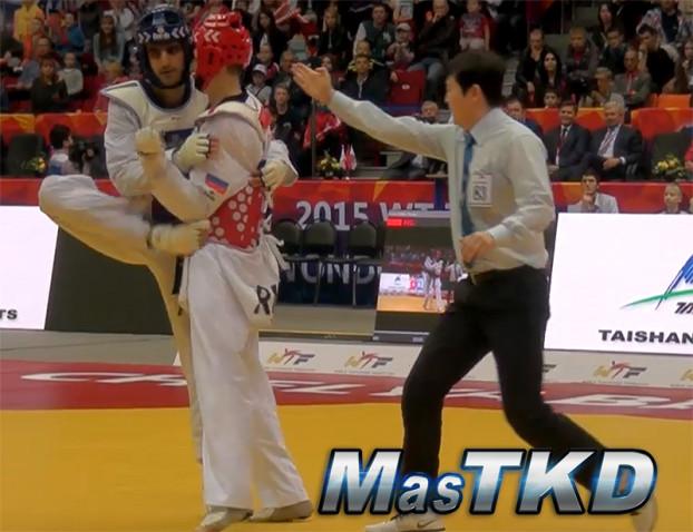 taekwondo monkey kick