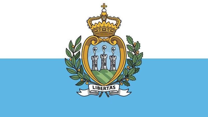San Marino flag