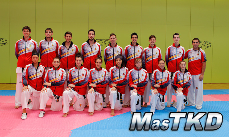 Spain Taekwondo National Team
