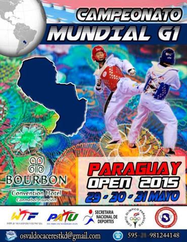 Paraguay open