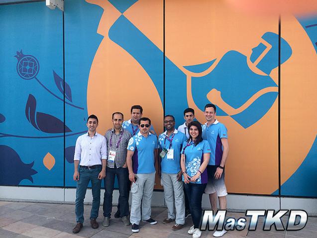 Team Taekwondo Baku