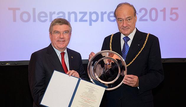 oic prize in austria