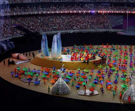 baku closing ceremony