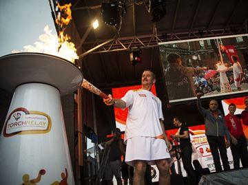 toronto flame
